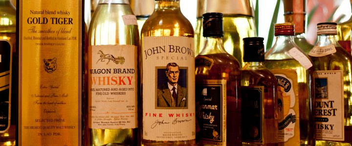 Whisky-Tasting: High Proof Whiskies