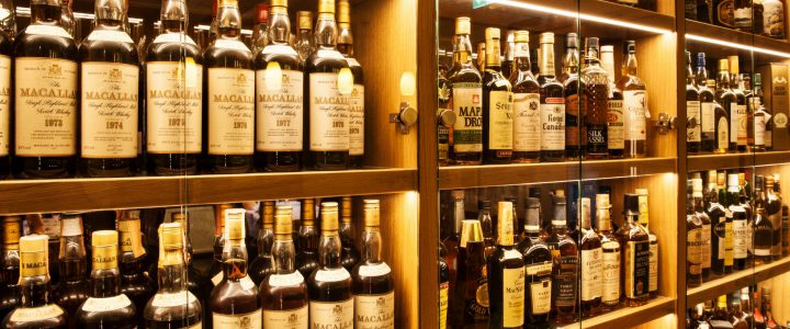 Whisky Tasting: Rauchige Whiskies am Kaminfeuer